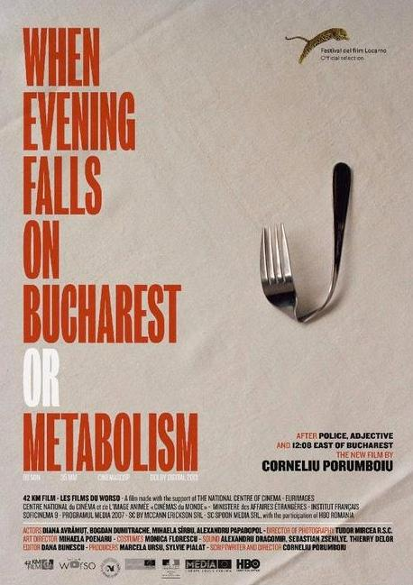 evening bucharestposter
