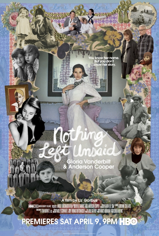 Nothing Left Unsaid Poster