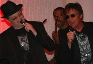 Mickey Donlenz and Mark Lindsay