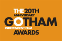 The 20th Anniversary Gotham Independent Film Awards