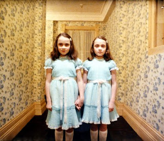 Grady twins in The Shining (photo: (C) Warner Bros Entertainment Inc.)