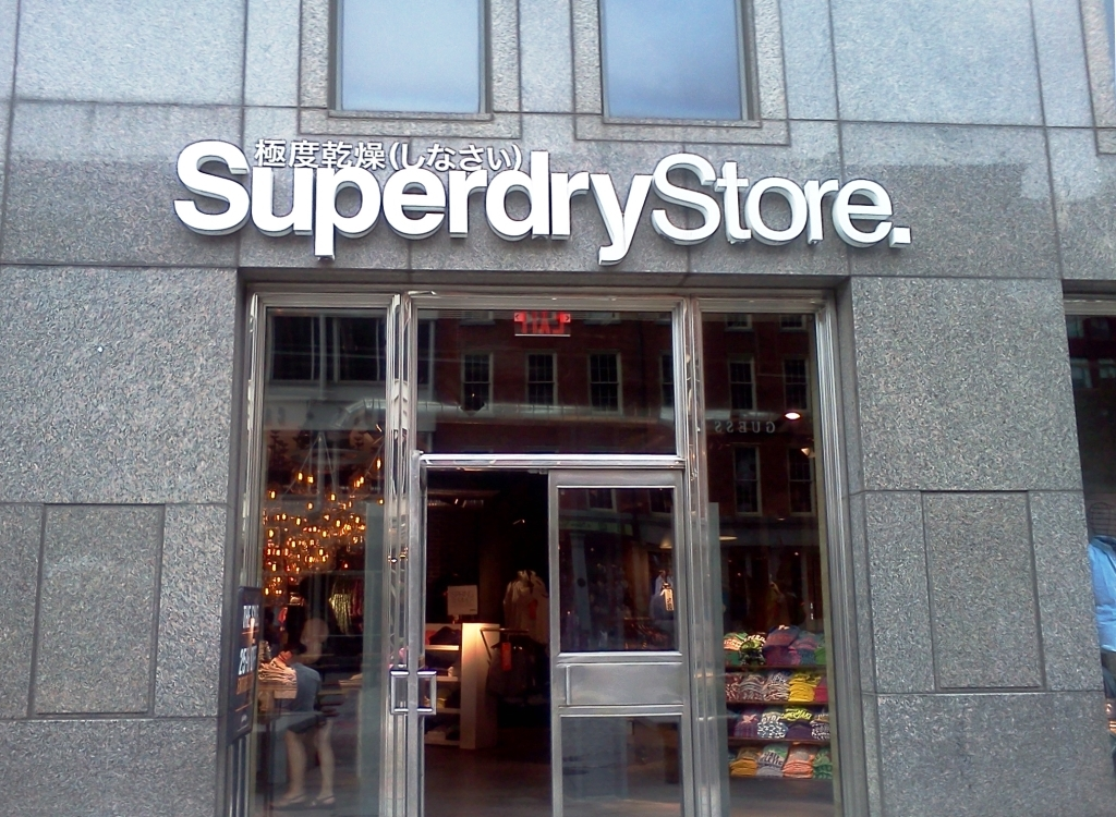 superdry one