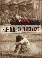 Poster for Burma: An Indictment