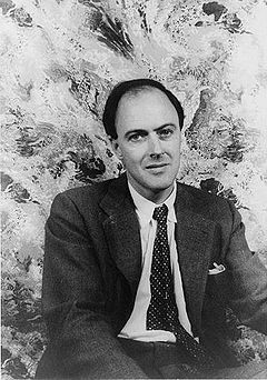 The Fantastic Mr. Fox's author Roald Dahl