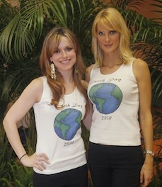 Models For Earth Day