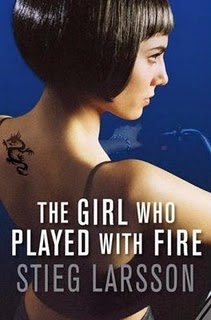 Cover of The Girl Who Played with Fiire