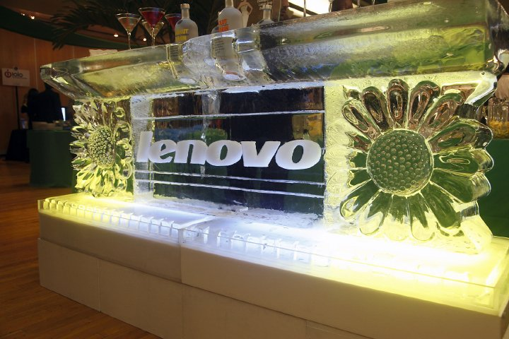 Lenovo Was a Spoinsor at the previious Pepcom Event