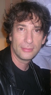 Author Neil Gaiman